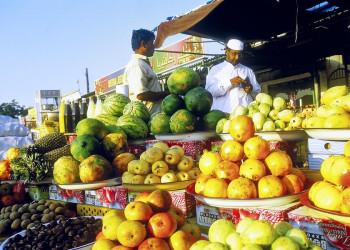 Mangos, Papayas, Ananas - einheimische Produkte!