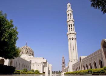 Die Sultan-Qaboos-Moschee in Maskat