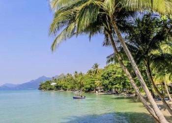 Strand auf der thailändischen Insel Ko Chang