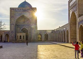 Buchara, Kalan-Moschee, Usbekistan