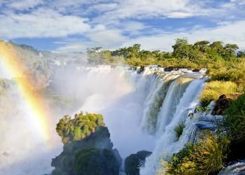 Die Wasserfälle von Iguazú
