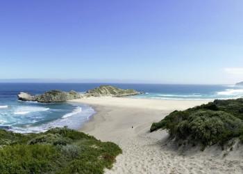Landschaft bei Kapstadt