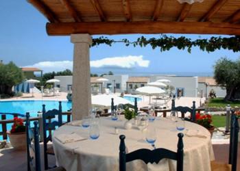 Hotel Nuraghe Arvu in Cala Gonone auf Sardinien