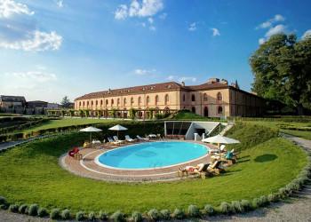 Das Hotel Albergo dell'Agenzia in Pollenzo