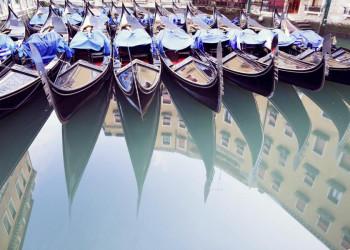 Kein Venedigbesuch ohne Gondelfahrt!