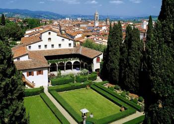 Das Hotel Villa Casagrande in Figline Valdarno, Toskana
