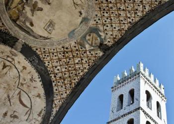 Die Basilika S. Francesco in Assisi