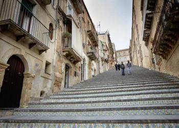 Caltagirone ¿ eine der Stationen Ihrer Rundreise durch Sizilien