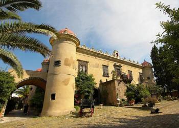 Hotel Castello di San Marco bei Taormina, Sizilien