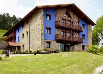 Hotel Atxurra bei Bermeo, Baskenland