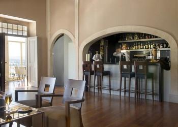 Hotelbar in Portugal