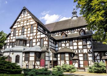 Die Friedenskirche von Swidnica