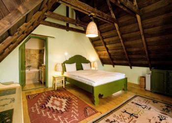 Traditionelles Zimmer in Siebenbürgen