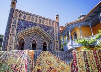 Jumah-Moschee in Tiflis, Georgien