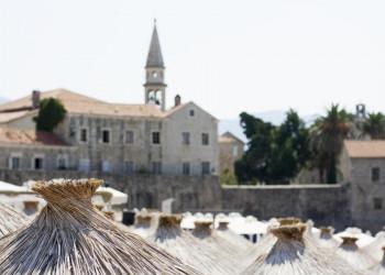 Budva verbindet Strand und Kultur
