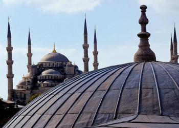 """Die wunderbare Sultanahmet-Moschee ist bei uns als """"Blaue Moschee"""" bekannt"""
