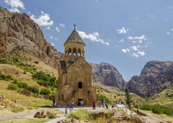 Kloster Noravank in Armenien