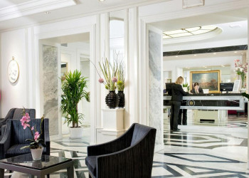 Hotel Imperiale in Rom