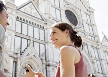 Italienisches Lebensgefühl rund um den Dom von Florenz