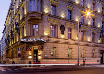Das zentral gelegene Falkensteiner Hotel Maria