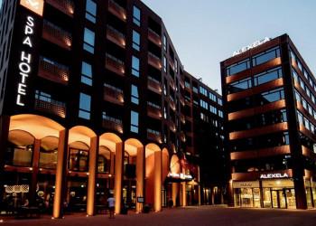 Hotel Metropol Spa in Tallinn, Estland