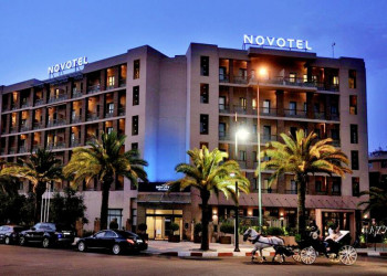 Novotel Hivernage in Marrakesch