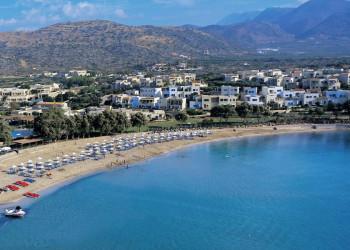 Das ruhig gelegene Ferienresort Kalimara Kriti auf Kreta