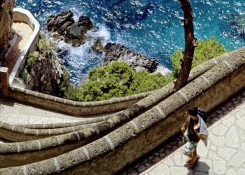 Die Via Krupp auf Capri