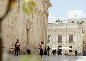 Syrakus auf Sizilien