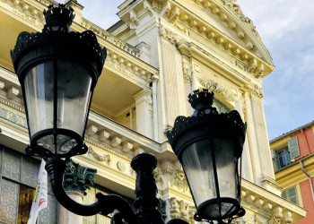 Die Oper in Nizza