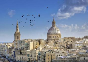 Valletta, Hauptstadt von Malta
