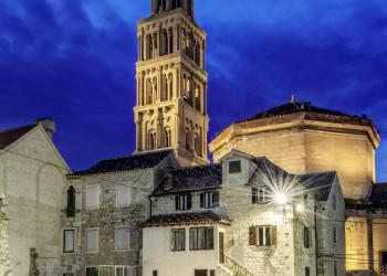 Die Kathedrale im Diokletian-Palast