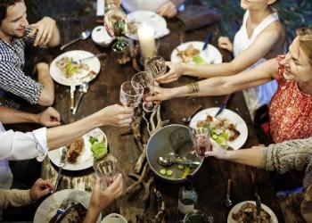Gemeinsam essen schmeckt besser!