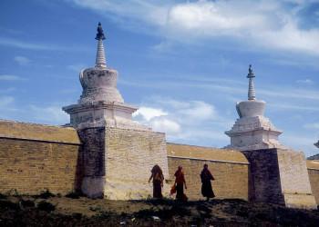 Mauern in Karakorum