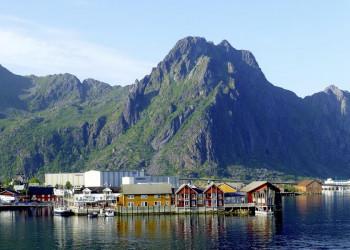 Einfach wunderschön: die Inselwelt der Lofoten