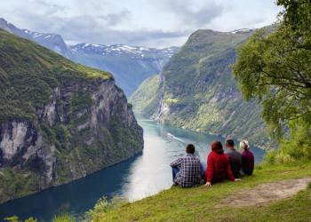 Immer wieder erhebend: unsere Ausblicke auf die Fjorde Norwegens
