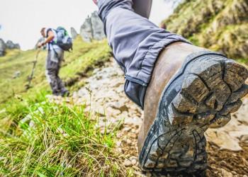 Festes Schuhwerk ist beim Wandern auf den Kapverden unerlässlich!