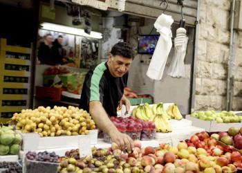 Frisches Obst gefällig? Kein Problem in den Gassen der Altstadt von Jerusalem