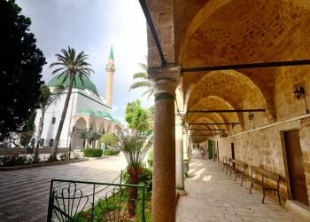 Islamische Architektur in Akko