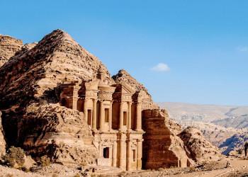 Ed Deir - das sogenannte Kloster in Petra