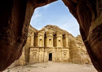 Ed-Deir in Petra, das sogenannte Kloster