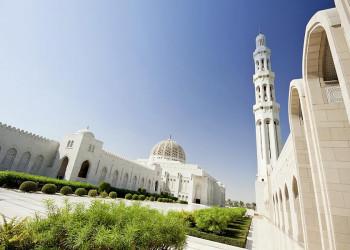 Die große Moschee von Maskat