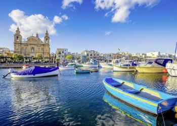 Marsaxlokk, Maltas vielleicht typischster Fischerhafen