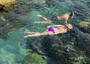 Sardinien ist auch unter Wasser mega!