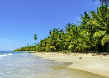 Strand in Costa Rica