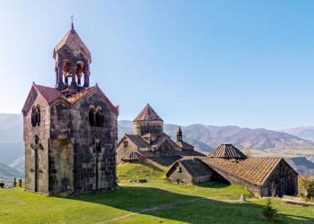 Kloster Haghpat bei Alaverdi in Armenien