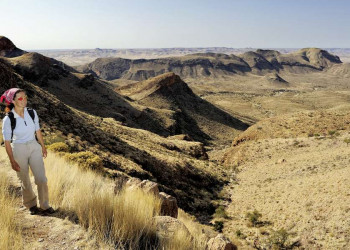 Im größten Nationalpark der Welt, dem Namib-Naukluft
