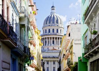 Das Capitolio von Havanna