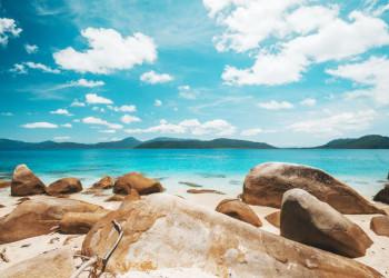 Am Great Barrier Reef in Queensland kommen wir zur Ruhe