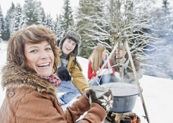 Kaffee vom Lagerfeuer - nach alter finnischer Sitte